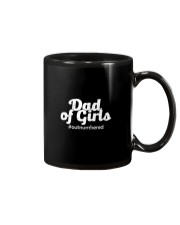 DAD OF GIRLS OUTNUMBERED Mug thumbnail