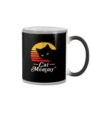CAT MOMMY VINTAGE Color Changing Mug thumbnail