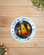 GET IN LOSER Sticker - Single (Vertical) aos-sticker-single-vertical-lifestyle-front-07
