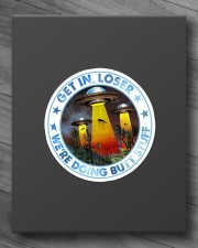 GET IN LOSER Sticker - Single (Vertical) aos-sticker-single-vertical-lifestyle-front-10