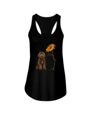 YOU ARE MY SUNSHINE DOODLE Ladies Flowy Tank thumbnail
