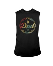 THE MAN THE MYTH THE GRILLMASTER PAPA Sleeveless Tee tile