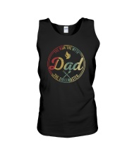 THE MAN THE MYTH THE GRILLMASTER PAPA Unisex Tank thumbnail