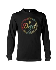 THE MAN THE MYTH THE GRILLMASTER PAPA Long Sleeve Tee thumbnail