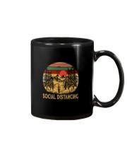HIKING SOCIAL DISTANCING Mug thumbnail