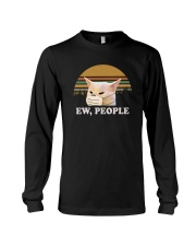 EW PEOPLE MEME CAT Long Sleeve Tee thumbnail
