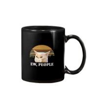 EW PEOPLE MEME CAT Mug thumbnail