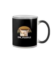 EW PEOPLE MEME CAT Color Changing Mug thumbnail