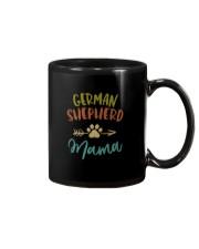 GERMAN SHEPHERD MAMA VINTAGE Mug thumbnail