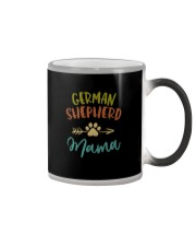 GERMAN SHEPHERD MAMA VINTAGE Color Changing Mug thumbnail