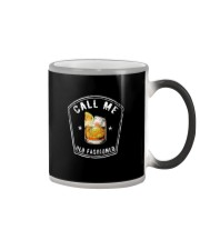 CALL ME OLD FASHIONED Color Changing Mug thumbnail