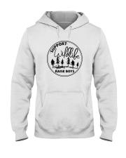 SUPPORT WILDLIFE RAISE BOYS Hooded Sweatshirt thumbnail