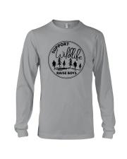 SUPPORT WILDLIFE RAISE BOYS Long Sleeve Tee thumbnail