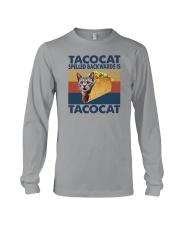 TACOCAT SPELLED BACKWARDS IS TACOCAT Long Sleeve Tee thumbnail