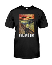 BELIVE THAT Classic T-Shirt front