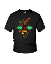 SAVE THE BEES Youth T-Shirt thumbnail