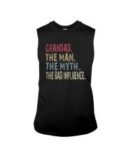 GRANDAD THE BAD INFLUENCE Sleeveless Tee thumbnail