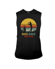 BACK NINES MATTER Sleeveless Tee tile