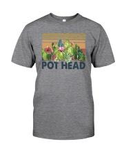 CACTUS PIT HEAD VINTAGE Classic T-Shirt front