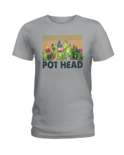 CACTUS PIT HEAD VINTAGE Ladies T-Shirt thumbnail