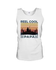 REEL COOL PAPA Unisex Tank thumbnail