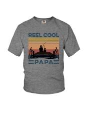 REEL COOL PAPA Youth T-Shirt thumbnail