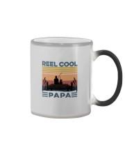 REEL COOL PAPA Color Changing Mug thumbnail