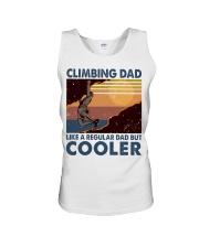 CLIMBING DAD COOLER Unisex Tank thumbnail