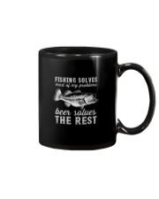 FISHING SOLVES MOST OF MY PROBLEMS  Mug thumbnail