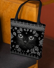 BLACK CATs All-over Tote aos-all-over-tote-lifestyle-front-02