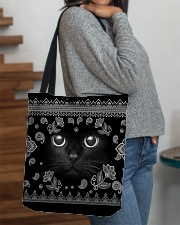 BLACK CATs All-over Tote aos-all-over-tote-lifestyle-front-09