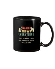 GRANDAD KNOWS EVERYTHING Mug thumbnail