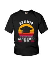 SENIOR QUARANTINED 2020 Youth T-Shirt thumbnail
