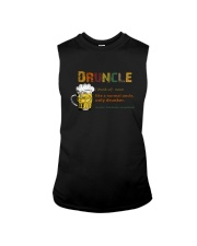 DRUNCLE LIKE A NORMAL UNCLE ONLY DRUNKER Sleeveless Tee thumbnail
