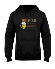 DRUNCLE LIKE A NORMAL UNCLE ONLY DRUNKER Hooded Sweatshirt thumbnail