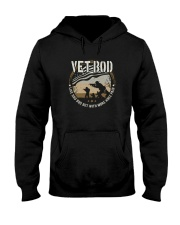 VET BOD LIKE DAD BOD BUT WITH MORE KNEE PAIN Hooded Sweatshirt thumbnail