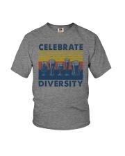 CELEBRATE DIVERSITY BEER Youth T-Shirt thumbnail