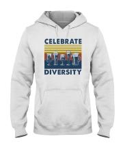 CELEBRATE DIVERSITY BEER Hooded Sweatshirt thumbnail