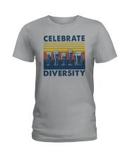 CELEBRATE DIVERSITY BEER Ladies T-Shirt thumbnail