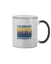 CELEBRATE DIVERSITY BEER Color Changing Mug thumbnail