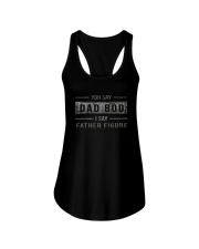 YOU SAY DAD BOD I SAY FATHER FIGURE Ladies Flowy Tank thumbnail