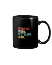 HUSBAND DADDY PROTECTOR HERO Mug thumbnail