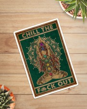 CHILL THE FUCK OUT Sticker - Single (Vertical) aos-sticker-single-vertical-lifestyle-front-07