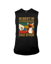 BEST Chihuahua DAD EVER s Sleeveless Tee thumbnail