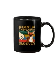 BEST Chihuahua DAD EVER s Mug tile
