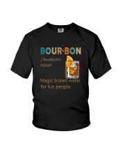 BOURBON NOUN Youth T-Shirt tile