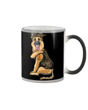 GERMAN SHEPHERD LOVE MOM Color Changing Mug thumbnail