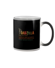 DADZILLA NOUN VINTAGE Color Changing Mug thumbnail