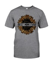 BEST MIMI EVER Classic T-Shirt front