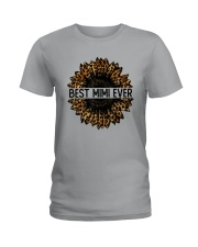 BEST MIMI EVER Ladies T-Shirt thumbnail